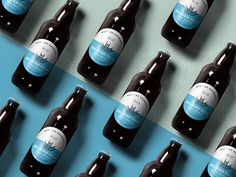 Westend Brewery #beer. Designed by: Jay Master, USA. https://goo.gl/NNyc8F