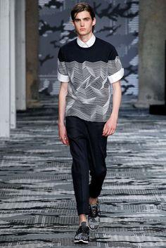 Neil Barrett Spring 2016 Menswear Collection Photos - Vogue