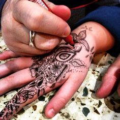 Own henna ideas :)