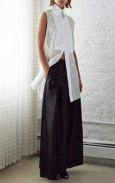 Ellery Resort 2015 Trunkshow Look 3 on Moda Operandi