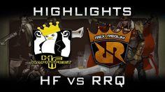 Happy Feet vs Rex Regum PDCup SEA 2017 Highlights Dota 2