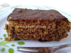 Greek Desserts, Chocolate Cake, Banana Bread, Deserts, Sweets, Cooking, Recipes, Food, Greek Beauty