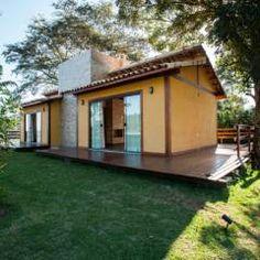 Chalés: Casas translation missing: br.style.casas.campestre por L2 Arqitetura