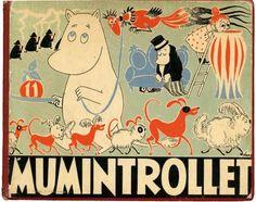 Moomin Mumintrollet