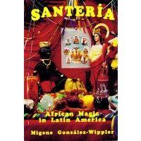 Santeria In Latin America - Santeria English Book