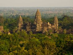 Siem Reap, Cambodia. Angkor Wat! The city's bustling food scene. Yanagihara cites Cuisine Wat Damnak and AHA as two restaurants to visit in this burgeoning culinary destination (and we hear there's a pretty cool temple down the road as well…).