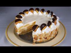 Malakoff torta Szécsi Szilvi - YouTube Tiramisu, Youtube, Ethnic Recipes, Food, Essen, Meals, Tiramisu Cake, Youtubers, Yemek