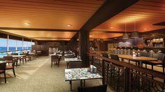 Flamingo Bar & Grill Rendering, Norwegian Getaway – Norwegian Cruise Line Future: Getaway, Escape and Bliss | Popular Cruising (Image Copyright © Norwegian Cruise Line)