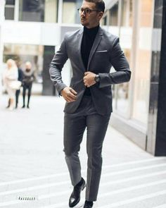 Gentlemen's style has arrived! #suits #style #fashion #menswear #mensfashion #mensclothing #louryrondon #menstyle #gentlemen #gentlemanstyle