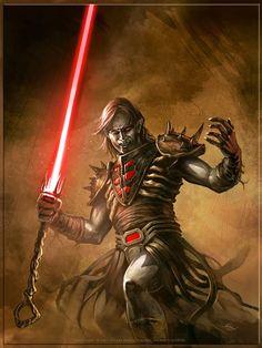 Darth Nihl by MaximusSupremo on DeviantArt Jedi Sith, Sith Lord, Darth Sith, Star Wars Sith, Star Wars Rpg, Samurai, Darth Bane, Star Wars Legacy, War Novels