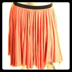 FREE PEOPLE Asymmetrical English TRA rose skirt M Free People- ships to you on 1-8-16 •Size: M • all of my items are USA sizes with a size chart located in my closet for your viewing unless specified otherwise in the listing.  •Color: English TRA Rose •Retail: $78.00 •New with tags •Style Type: Asymmetrical •Bottom Closure: Pull On •Length: Above Knee •Total Skirt Length: 21 1/2 Inches •Waist Across: 13 1/2 Inches •Hips Across: 22 Inches •Material: Rayon/Spandex/Elastane •Fabric Type: Jersey…
