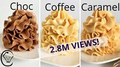 Condensed Milk Buttercream COMPILATION Chocolate Coffee Caramel SILKY SMOOTH No Grit No Icing Sugar - YouTube Cream Cheese Buttercream Frosting, Coffee Buttercream, Icing Frosting, Caramel Frosting, Buttercream Recipe, Icing Recipe, Raspberry Buttercream, Chocolate Frosting, Chocolate Cafe