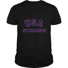 Cool USA Swimming TShirt  Sports Training Summer 2016 Line T-Shirts #tee #tshirt #named tshirt #hobbie tshirts # summer swimming