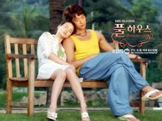 FULL HOUSE - The first Korean Drama I have watched. And still one of my top favorites.