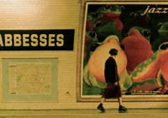 Amelie Poulain. I fucking love this shot, it's one of my favorite in the whole movie.