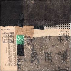 BORO/Wabi Sabi:  The Japanese Spirit of Collage - 2 Day Class at Art and Soul Retreat