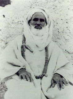 Shaykh Sidi Abu #Madyan bin #Minwar (d. 1955) transitioned the #Qadiriyya #Boutchichiyya #tariqa from one of tabaruk (an affiliation of blessedness) to one of suluk (spiritual wayfaring) after giving permission to do after an intense period of #spiritual struggle.  #Islam #Sufism #Mysticism #God #Religion #Allah