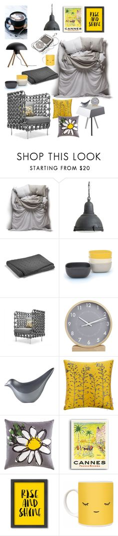 """""""Waking Up"""" by taci42 ❤ liked on Polyvore featuring interior, interiors, interior design, home, home decor, interior decorating, Matteo, Ralph Lauren Home, Ekobo and BoConcept"""