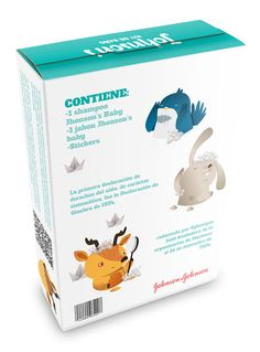 Johnson & Johnson Baby products Concepts