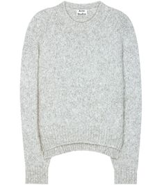 Acne Studios - Shira alpaca and merino wool-blend sweater - Acne Studios   vibrant 99c40e301ba