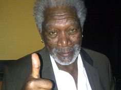 Morgan Freeman: I wasnt sleeping, just testing Google Eyelids