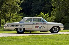 Muscle Cars You Should Know: '62 Ford Galaxie 406 Lightweight - Dragzine