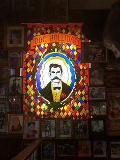 Doc Holliday, Painting, Art, Art Background, Painting Art, Kunst, Paintings, Performing Arts, Painted Canvas