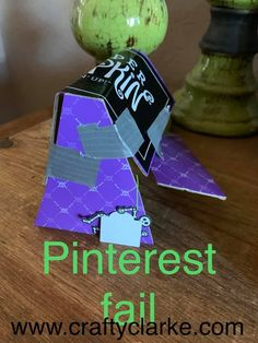 Pinterest Fails, Paper Pumpkin, Crafty, Cards, Facebook, Style, Swag, Maps, Playing Cards