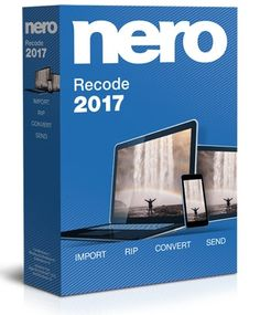 Nero Recode 18.0 2017! Nero Recode is THE product with regards to copying Cds, DVDs, Blu-beam Plates. Quick and simple tear, copy, Autobackup, and duplicate capacities, Reinforcement documents to C…