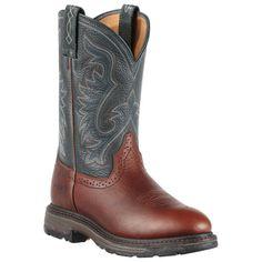 Ariat Men's Workhog Western Work Boots