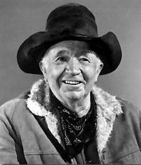"Walter Brennan - character actor in many Hollywood movies, also appeared in the TV series ""The Real McCoys"", won three Best Supporting Actor Oscar awards which is still the record as of He died on July 1974 at the age of 79"