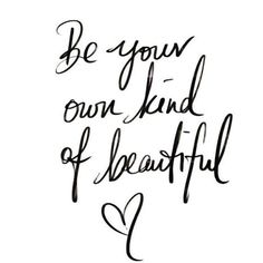 You should know you're beautiful just the way you are #makeupquotes #beautyquotes