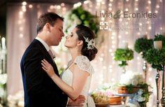 Casamentos Reais: Confira a bela união de Livia e Eronides, com coordenação e assessoria de Stellinha Lacerda nos salões do Le Buffet Lounge. Imperdível: