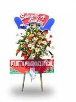 Standing Flowers Selamat STDS004