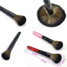 New Foundation Face Blush Brush Kabuki Powder Contour Makeup Brush Cosmetic Tool