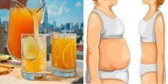 Boisson secrète pour perdre la graisse abdominale et aplatir votre estomac en seulement 5 jours