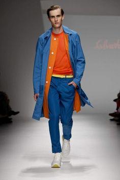 Salvatore Ferragamo Spring Summer Menswear 2013 Milan