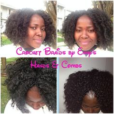 Crochet Hair You Can Brush : Braids with human hair by Ennys Hands & Combs on StyleSeat. You can ...
