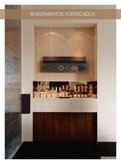 Bar em casa, apartamento