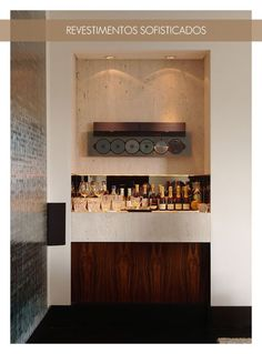 elegant home bar