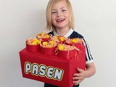 11x Paasdoos maken & meer crea inspiratie voor het paasontbijt op school Lego Letters, Diy For Kids, Toy Chest, Storage Chest, Easter, Toys, Spring, Activity Toys, Easter Activities