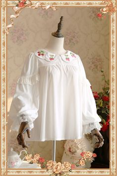 New Released [-❤-Lolita JSK and Blouse-❤-] from Infanta