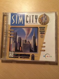 Recently picked up a copy of Sim City Classic Collector' Series!