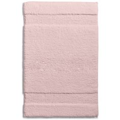 "Martha Stewart Collection Spa 25.5"" x 45\"" Bath Rug, Created for... (30 CAD) ❤ liked on Polyvore featuring home, bed & bath, bath, bath rugs, pink ice, martha stewart, martha stewart bath rugs, pink bath rug, martha stewart bathroom rugs and pink bathroom rugs"