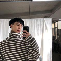 Yongin, Ulzzang Boy, Sehun, Exo, Boyfriend, Handsome, Korean, Turtle Neck, Boys