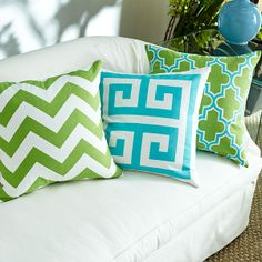 Wisteria - Accessories - Pillows & Cushions - Marrakesh Pillow Cover - $29.00 - colors