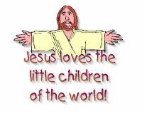 Measured in Moments: Jesus loves the Little Children ( a Little Blessings Bible Lesson for Toddlers)
