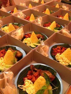 Resep Bento Indonesian Recipes Food Hijau