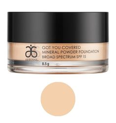 Got You Covered Mineral Powder Foundation Broad Spectrum SPF 15