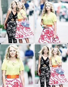 Young Carrie and Samantha | The Carrie Diaries season 2 These two couldn't be picked any better!